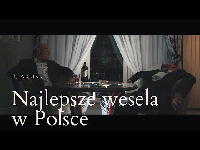 & Dj / Wodzirej /Konferansjer Adrian na wesele ,Napis LOVE, Ciężki dym - film 1