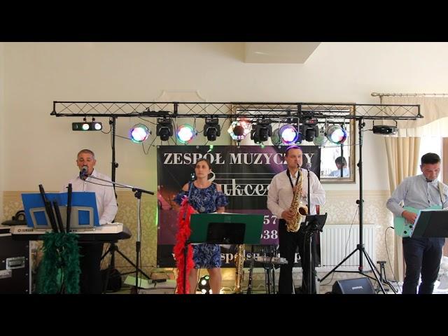 Zespół muzyczny/ weselny SUKCES - szaleństwo na parkiecie! - film 1