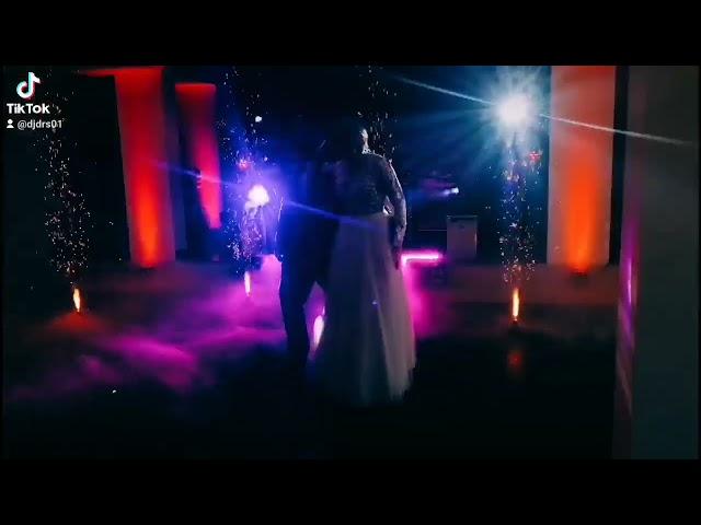 DJ  D.R.S  Wedding  Events  Group  ciężki dym ,iskry sceniczne - film 1