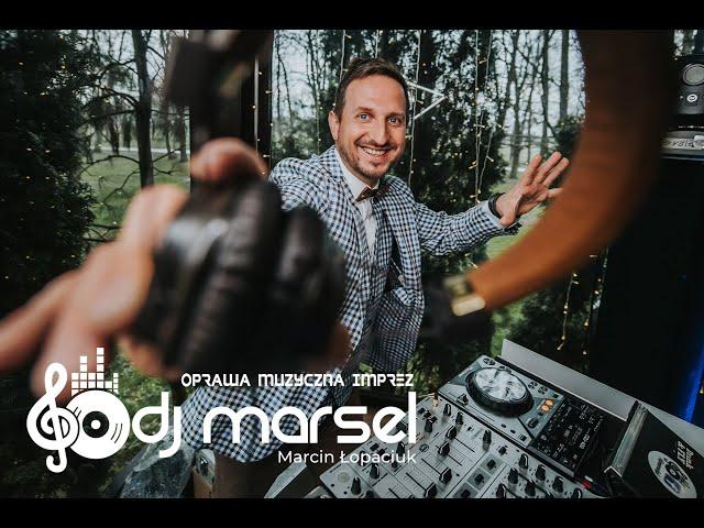 DJ Marsel na Twoje Wesele DJ MARSEL wedding&event dj - film 1