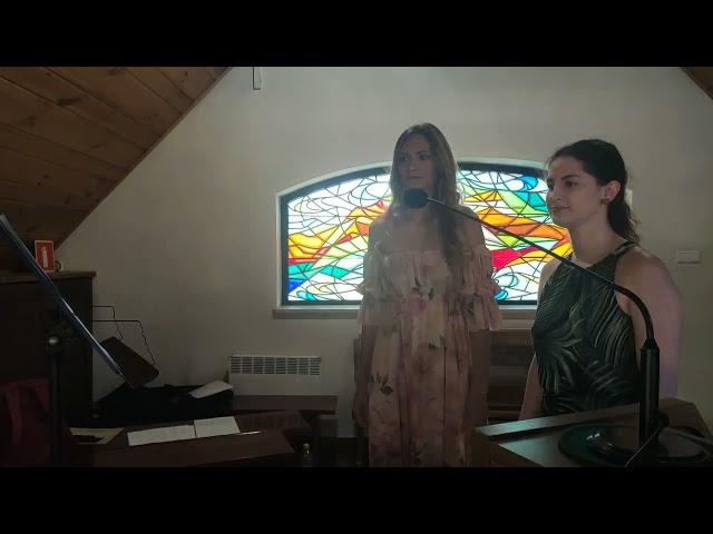 Oprawa wokalna ślubu, śpiew na ślubie - film 1