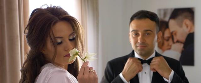 House Of Arts 🤍 ciekawy reportaż ślubny  🎥  dron, ślub online 📡 - film 1