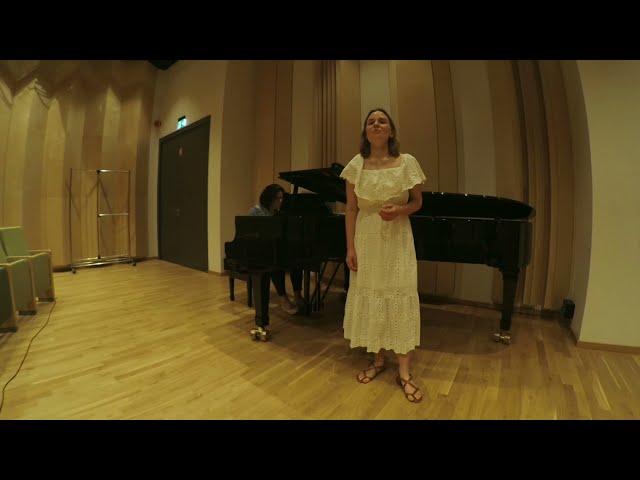 Na muzycznym kobiercu - śpiew i skrzypce na ślub - film 1
