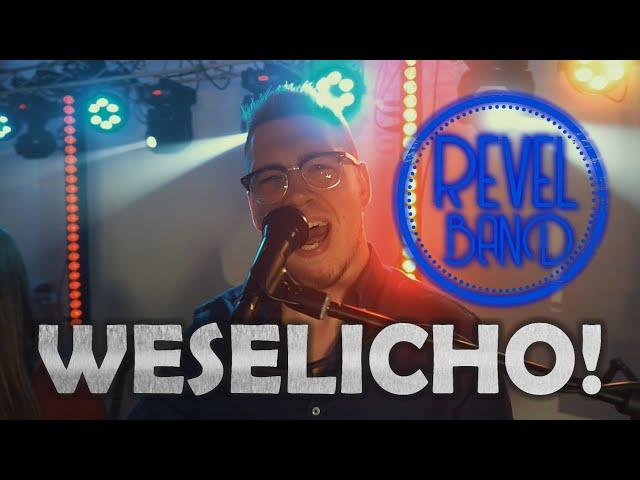 Revel Band - Zespół Muzyczny z prezenterem radiowym! - film 1