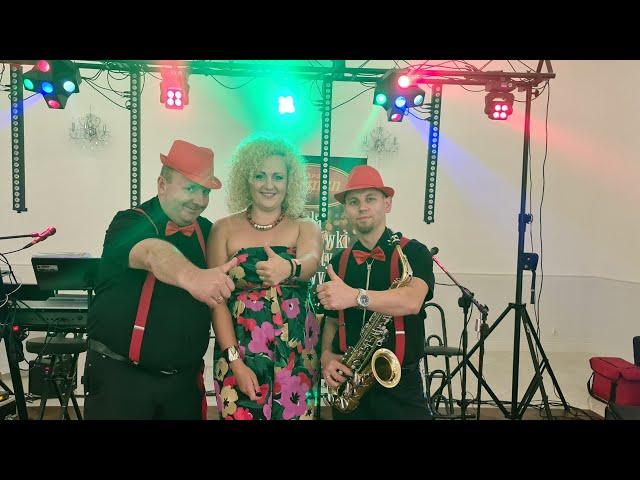 Zespół Muzyczny CARMEN  z saksofonem i Wodzirejem !!! - film 1