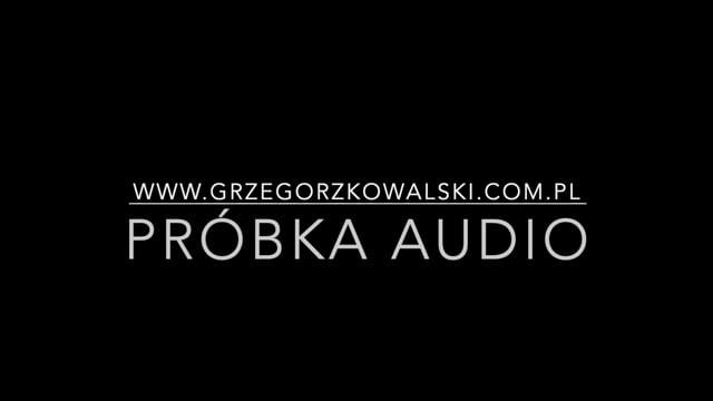 ⭐ Grzegorz Kowalski - DJ na wesele/ Wodzirej/ Konferansjer ⭐ - film 1