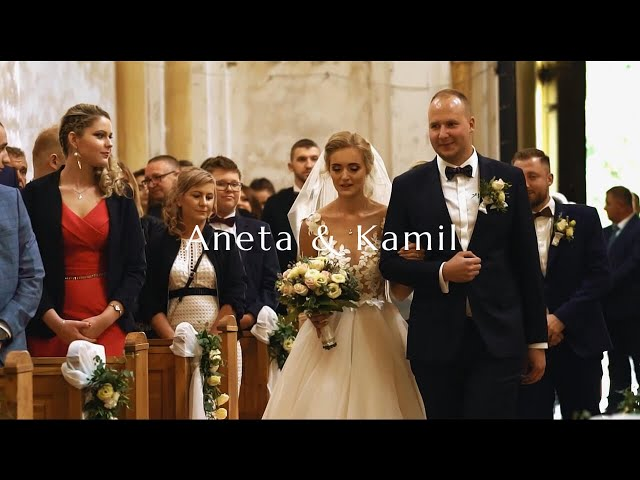 Kamerzysta ślubny Art-Video Artur Podkalicki - film 1
