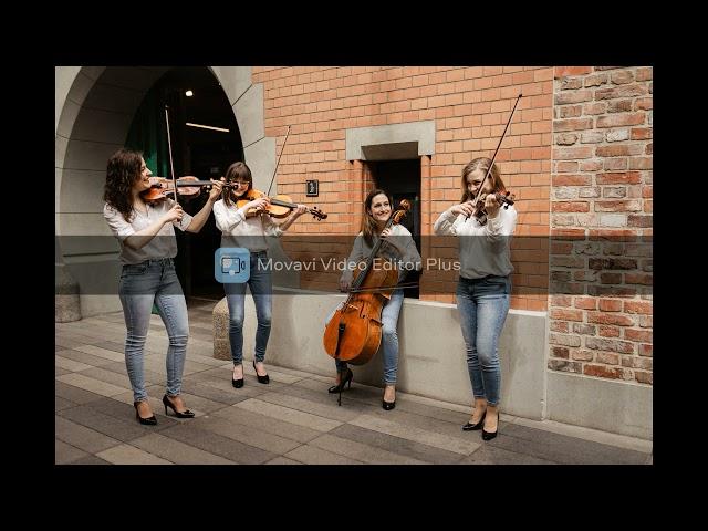 La Belle Quartet - kwartet smyczkowy na Twój ślub - film 1