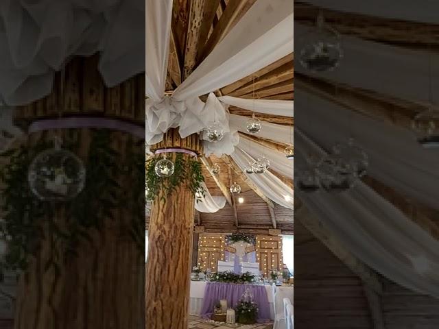 black&white; wedding dekoracje,florystyka..koordynacja ślubu i wesela - film 1