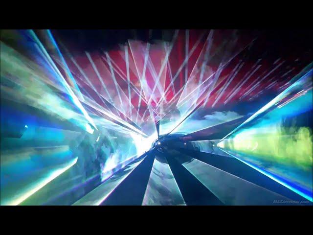 Pokaz laserowy na Waszym weselu , mega atrakcja - 5 laserów KVANT - film 1