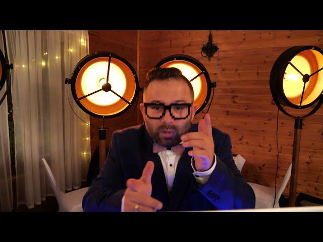 DJ Horbi Maciej Horbal  - Wasze wesele Nasza pasja. - film 1