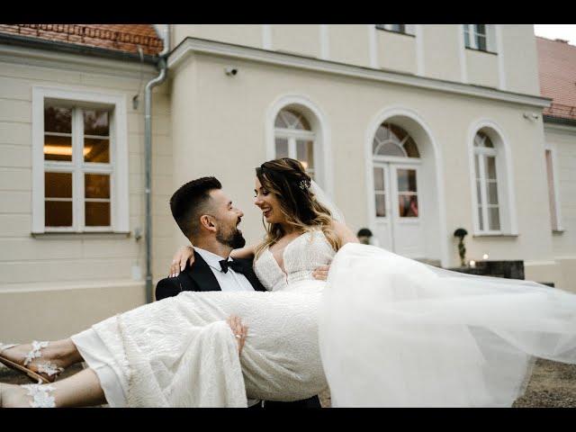 Profesjonalna i artystyczna fotografia ślubna - film 1