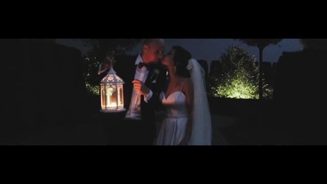 Sala weselna Lawendowy Pałacyk - film 1