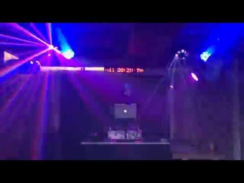 DJ, WODZIREJ z występem na żywo, dekoracja światłem, dym, lasery! - film 1