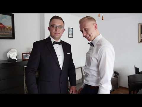 Fotograf i kamerzysta na ślub, wesele, studniówkę, - film 1