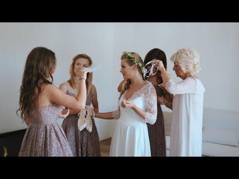Namiot na ślub i wesele w Plenerze INIEBANALNI - film 1