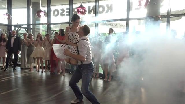 Szkoła Tańca Bailando - film 1