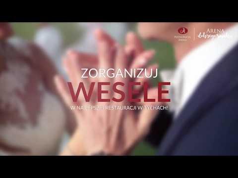 HOTEL ARENA - sale weselne - film 1