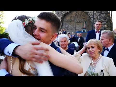 Filmowanie ślubu/wesela - film 1