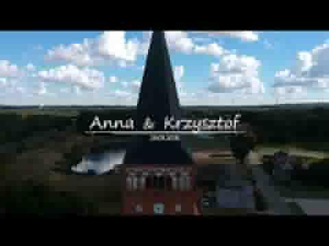 Wideofilmowanie ślubów i wesel - film 1