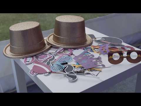 PROJECT WEDDING - dekoracje ślubne + wedding planner - film 1