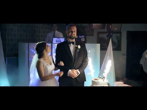 DJ NA WESELE / WODZIREJ - CIĘŻKI DYM - NAPISY LOVE - ZABAWY - DJ Porke - film 1