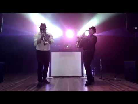 🔝 DANCE JOKERS - DJ z muzyką na żywo! Trąbka + Saks! 🔝 - film 1