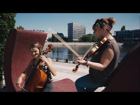 Kwartet smyczkowy UpBeat Quartet - film 1