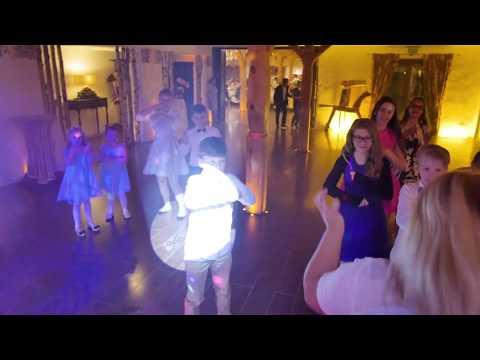 Animator na wesele, ANIMACJE, 100% zadowolonych Par, ANIMATORKA ZABAWA - film 1