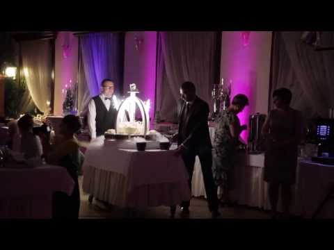 WILLA ZAGÓRZE - sala weselna tuż pod Warszawą - film 1