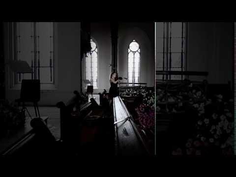 Anna Pilich-Pryjomska skrzypce solo, duet - film 1