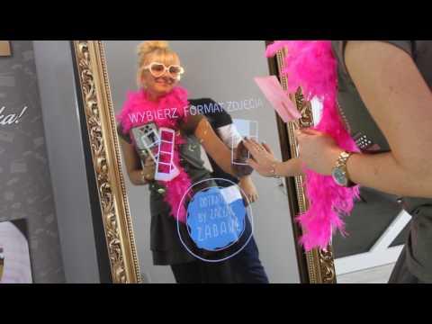 Fotobudka - Fotolustro - Selfie mirror &  BARMIX Automatyczny barman. - film 1