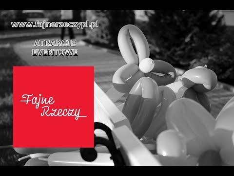 Fotobudka / Fotolustro fajnerzeczy (atrakcje weselne) - film 1