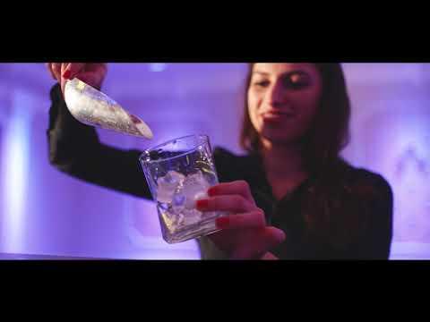Barmański Szyk - BARMAN NA WESELE !  WESELNY DRINK BAR ! - film 1