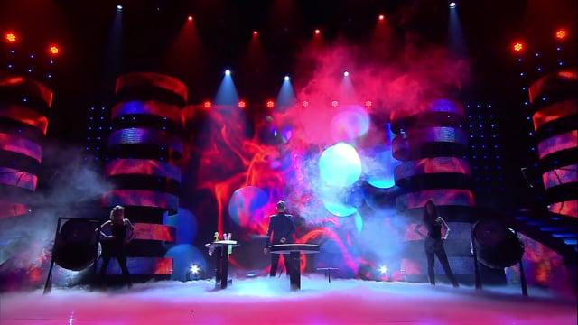 Magic Bubble Show - niezwykle widowiskowy pokaz GWIAZDY MAM TALENT! - film 1