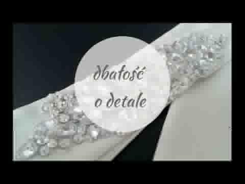 Suknie Mariola - salon sukien ślubnych i wizytowych - film 1