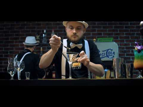 Barman na wesele, Drink Bar - Profesjonalna obsługa barmańska - film 1