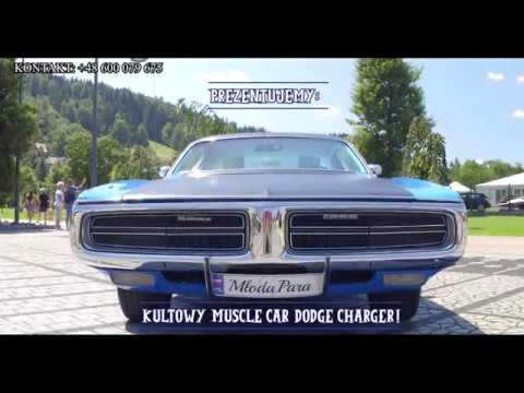 Dodge Charger Muscle car nie Ford Mustang Cadillac Chevrolet Camaro - film 1