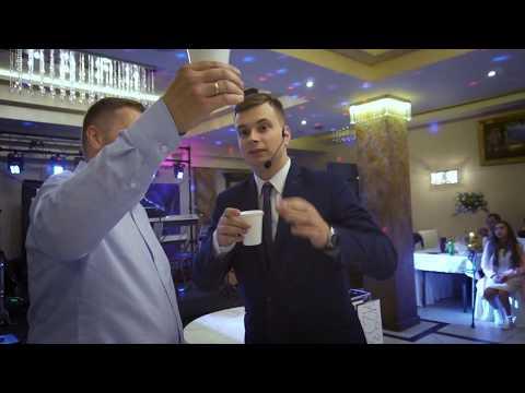 Pokaz Iluzji na Twoim Weselu - Iluzjonista Łukasz Kupiniak - film 1