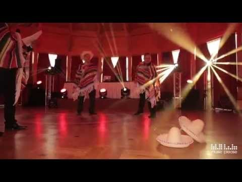 🔥 MEGA DUET 🔥 - Ciężki Dym I Iskry I Fotobudka I LOVE I Sax I Violin - film 1