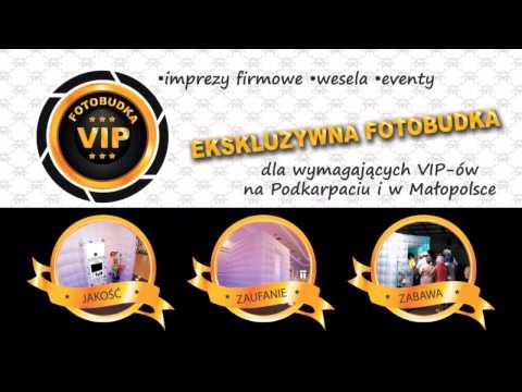Fotobudka VIP / FotoLustro, napis LOVE / DYM /Zasługujesz na Najlepsze - film 1