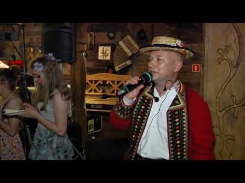 DJ Kris Wodzirej +akordeonista ,fotobudka, dekoracja LED, LOVE, MIŁÓŚĆ - film 1