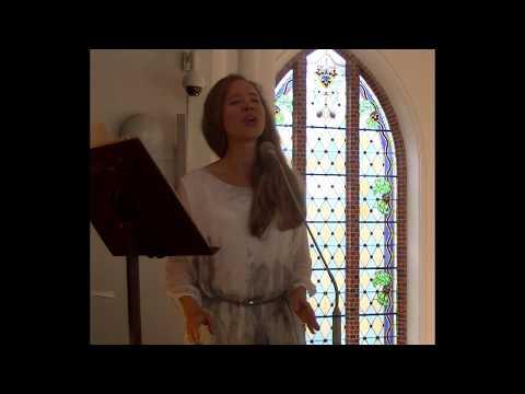 Oprawa muzyczna ślubu, śpiew, organista, skrzypaczka, trębacz - film 1