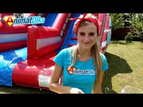 Animatorka AnimatOLKA - mega animacje dla dzieci i super atrakcje :) - film 1