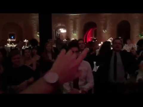 STYLOWE WESELA: DJ MC sax wokal + światło dym bańki ENG RUS FR GER - film 1
