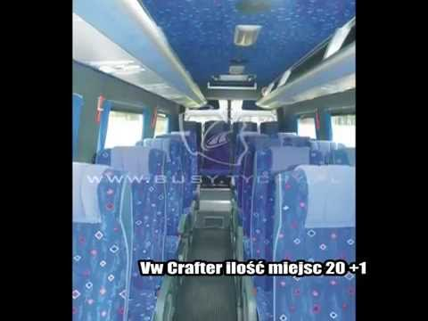 Przewóz osób, wynajem busów na Wesele, autobusy, Gości przewóz, busy - film 1