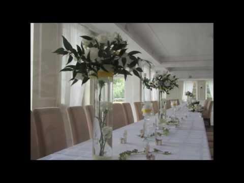 Dekoracje ślubne, weselne, kościoły, podświetlany napis LOVE, - film 1