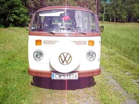 Ponadczasowy samochód do ślubu - Jak z obrazka - Vw ogórek - film 1