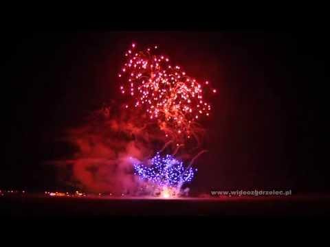 Fire Show pokazy ogni sztucznych, lasery i ciche fajerwerki - film 1