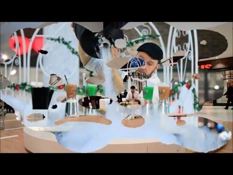 Barmani na Twoje Wesele - Pokaz, Show molekularne, Obsługa - film 1